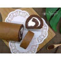 【巧克力】生乳捲│蛋奶素